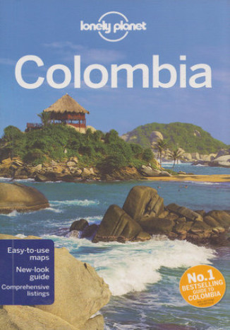 Colombia (Kolumbia). Przewodnik Lonely Planet - Kevin Raub, Mike Power, Alex Egerton